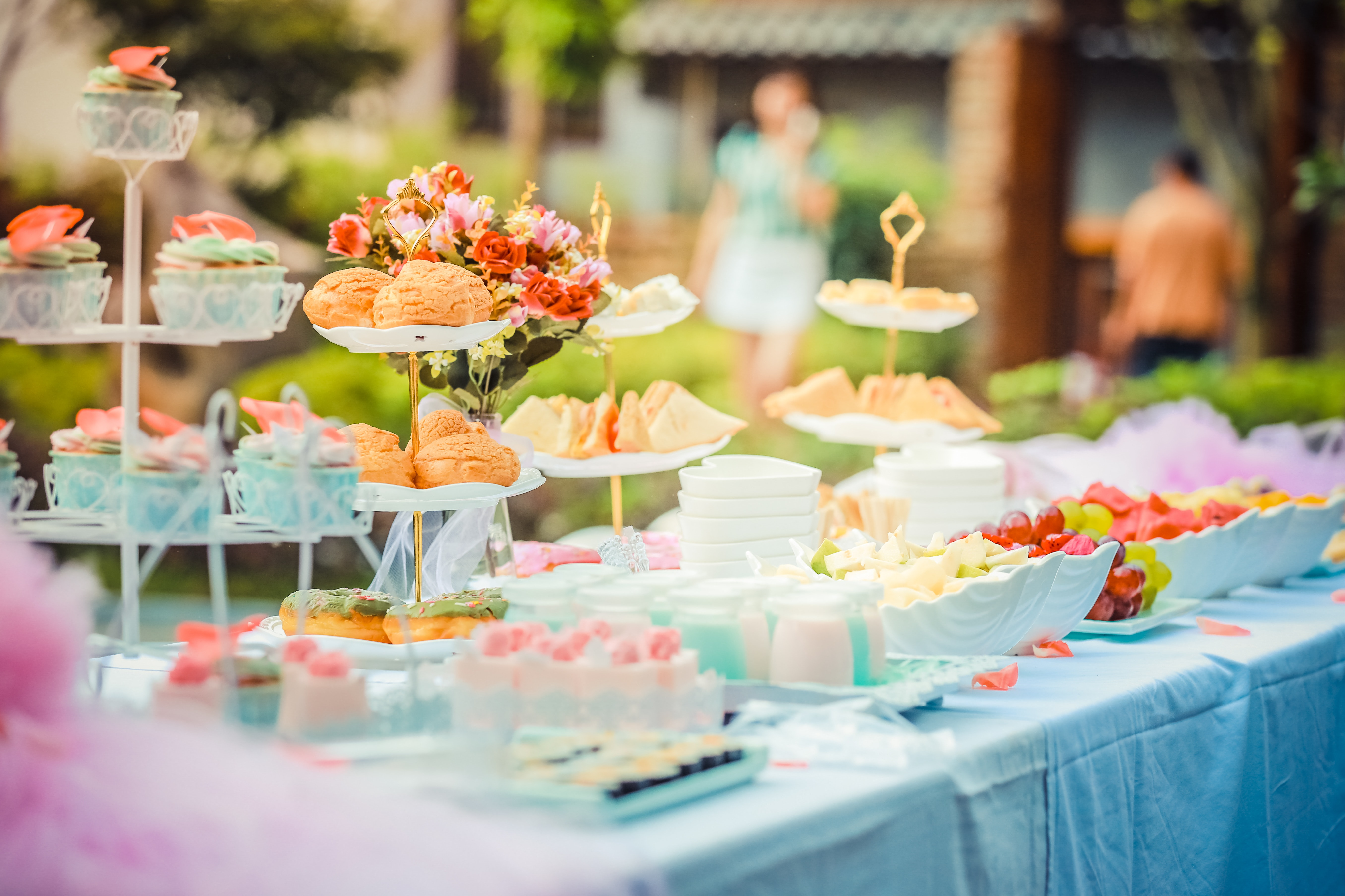 Five Exciting Summer Buffet Tips and Ideas